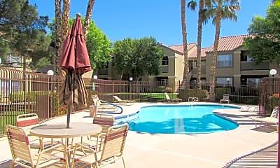 Pool, 2300 E Silverado Ranch Blvd, 2