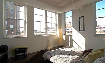 Bedroom, MV24 Lofts, 2