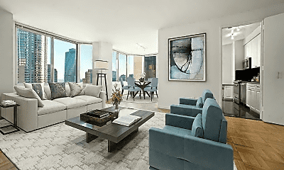 Living Room, 230 E 39th St, 0