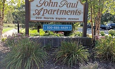 John Paul Apts, 1