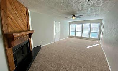 Living Room, 9696 Walnut St 0707, 0