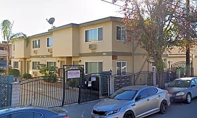 Building, 12530 Oxnard St, 0