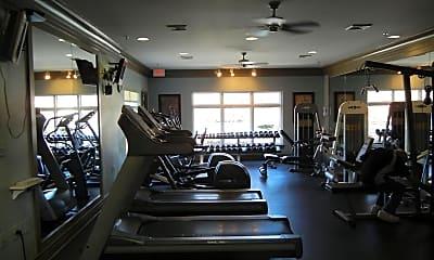 Fitness Weight Room, 1621 Ladue Ct 405, 2