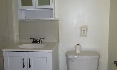 Bathroom, 131 Pierce Street, 1