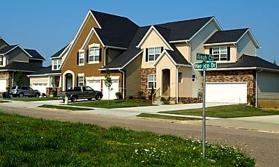 Building, Hampton Bluff Town Houses, 0
