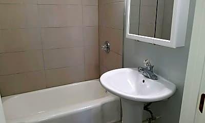 Bathroom, 1312 S Wabash Ave 4, 2