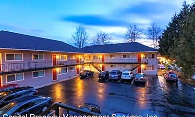 Building, 7526-7560 N Ida Ave, 2