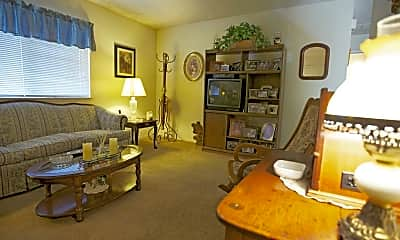 Living Room, Pacific Grove, 1