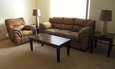 Living Room, 8320 California St, 1
