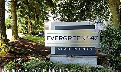 Evergreen on 47th 1111 47th Street SE, 1