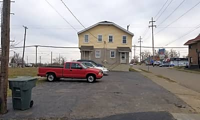 Building, 3629 W Third St, 2