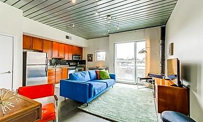 Living Room, 620 Glen Iris Dr NE 406, 0