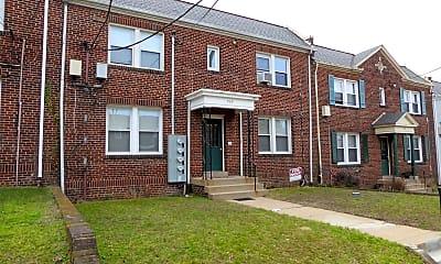 Building, 429 Evarts St NE, 1