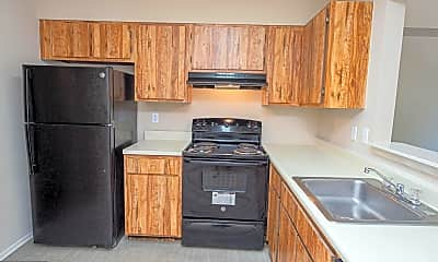Kitchen, 808 College Ln H, 2