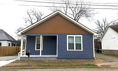 Building, 721 Glenwood Dr, 1