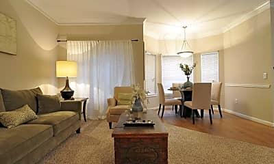 Living Room, The Vinings, 1