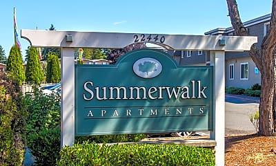 Community Signage, Summerwalk Villa, 0