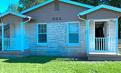 Building, 504 Blake St, 0