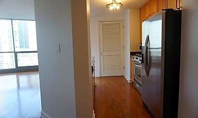 Kitchen, 420 E Waterside Dr 1212, 2