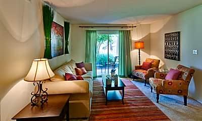 Living Room, Magnolias At Hernando, 1