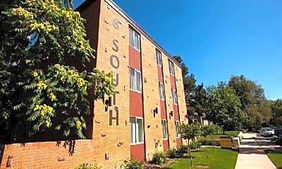 Building, 8 S Clarkson St, 0