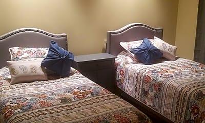 Bedroom, 2600 W Marina Dr, 2