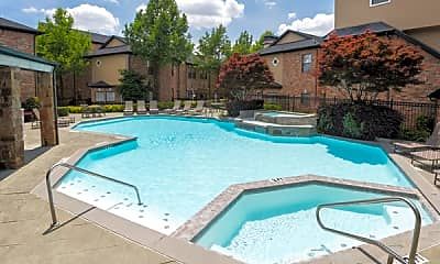 Pool, Villas at Parkside, 2