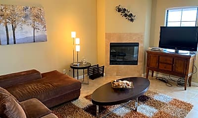 Living Room, 6651 N Campbell Ave 138, 1