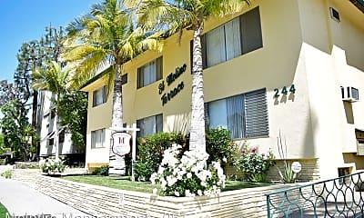 Building, 244 S El Molino Ave, 0