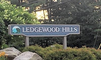 Ledgewood Hills, 1