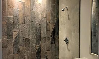 Bathroom, Monochrome, 2