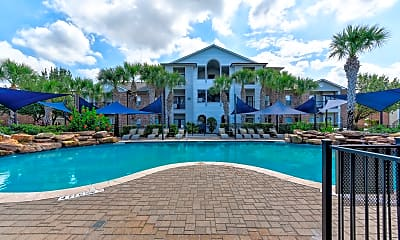 Pool, Cortland Med Center, 1