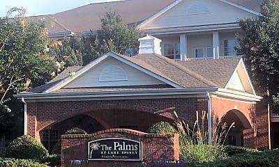 Palms (Gardens) of Lake Spivey, 1