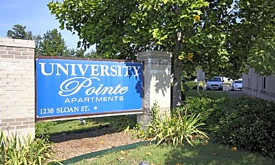 Community Signage, University Pointe - Lease by the Bed, 2