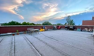 Patio / Deck, 406 15th St 1-D, 0