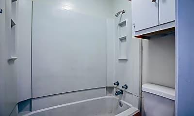 Bathroom, Morton Place, 2