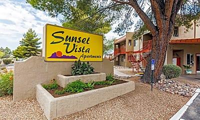 Community Signage, Sunset Vista, 2