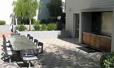 Patio / Deck, 1655 N California Blvd 220, 2
