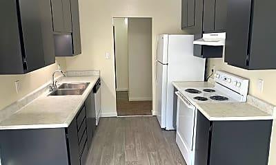 Kitchen, Sierra Woods, 1