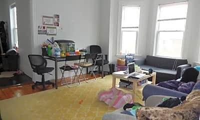 Living Room, 40 Custer St, 1