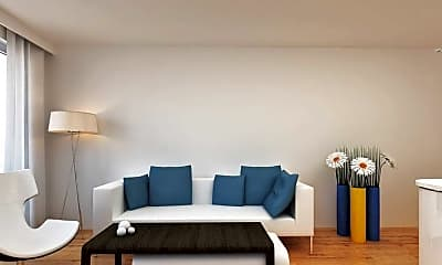 Living Room, Weston Oaks, 0
