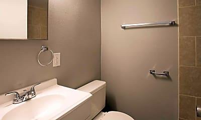 Bathroom, Forest Court, 2