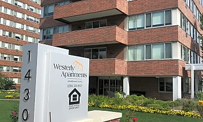 Westerly Apartments, 1