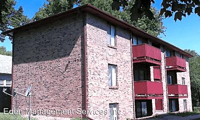 Building, 1930 G St, 0