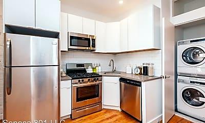 Kitchen, 801 Seneca Ave, 1