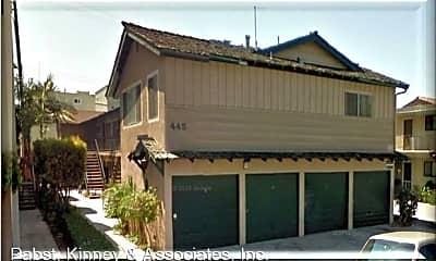 Building, 445 Coronado Ave, 0