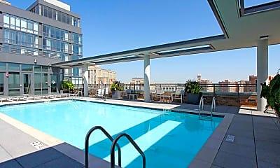 Pool, Parc Meridian, 0