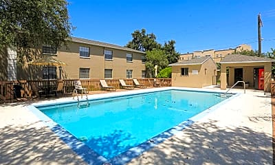 Pool, Westwinds Apartments, 0