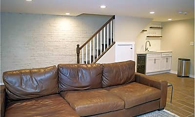 Living Room, 4431 New Hampshire Ave NW, 2
