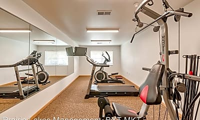 Fitness Weight Room, 7271 Clearwater Rd N, 2